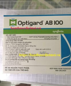 Hộp 4 tuip optigard AB 100